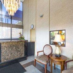 Отель Days Inn Airport Center LAX интерьер отеля
