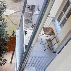 Отель Appartements Hermine Австрия, Вена - отзывы, цены и фото номеров - забронировать отель Appartements Hermine онлайн балкон