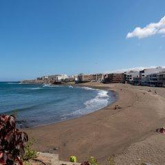 Отель Apartamento La Baja By Canariasgetaway Испания, Меленара - отзывы, цены и фото номеров - забронировать отель Apartamento La Baja By Canariasgetaway онлайн пляж фото 2
