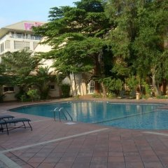 Отель 45 Нигерия, Калабар - отзывы, цены и фото номеров - забронировать отель 45 онлайн бассейн
