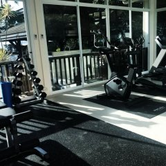 Отель Patong Lodge фитнесс-зал