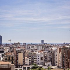 Апартаменты Sweet Inn Apartments Sagrada Familia городской автобус