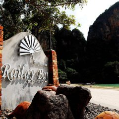 Отель Railay Bay Resort and Spa бассейн