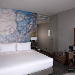 Отель Courtyard Mexico City Vallejo Мехико комната для гостей