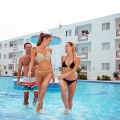 Отель Apartamentos Panoramic бассейн фото 2