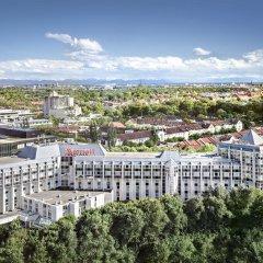 Munich Marriott Hotel фото 2