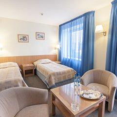 Гостиница Гранд Авеню 3* Стандартный номер 2 отдельными кровати фото 3