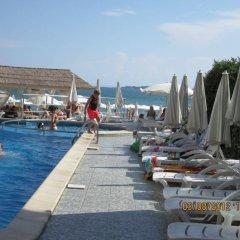 Отель Sunny Beauty Aparthotel Солнечный берег пляж