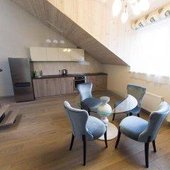 Апартаменты Minthouse Apartments Вильнюс в номере