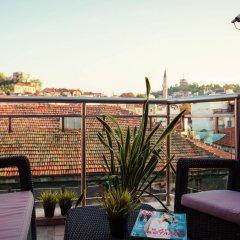 Отель Bright House балкон