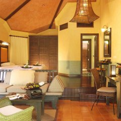 Отель Mangosteen Ayurveda & Wellness Resort 4* Улучшенный номер с различными типами кроватей
