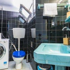 Апартаменты Super Paradise Apartments ванная