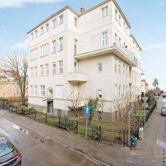 Апартаменты Lion Apartments - Parkowa 41-4 Сопот парковка