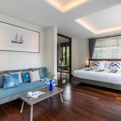 Отель The Pool Villas By Peace Resort Samui Таиланд, Самуи - отзывы, цены и фото номеров - забронировать отель The Pool Villas By Peace Resort Samui онлайн комната для гостей фото 2
