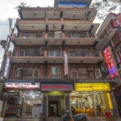 Отель OYO 175 Hotel Felicity Непал, Катманду - отзывы, цены и фото номеров - забронировать отель OYO 175 Hotel Felicity онлайн вид на фасад