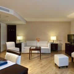 Radisson Blu Badischer Hof Hotel 4* Номер Бизнес с различными типами кроватей фото 7