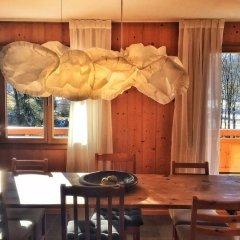 Апартаменты Gstaad Perfect Winter Luxury Apartment