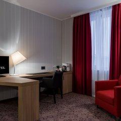 Домина Отель Новосибирск удобства в номере