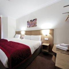 Отель Best Western London Highbury Великобритания, Лондон - отзывы, цены и фото номеров - забронировать отель Best Western London Highbury онлайн комната для гостей фото 4