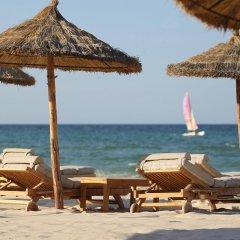 Отель Moevenpick Resort & Spa Sousse Сусс пляж