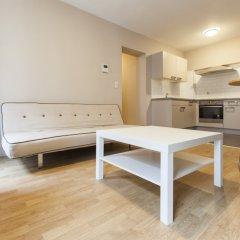 Отель Madou City Center Apartment Бельгия, Брюссель - отзывы, цены и фото номеров - забронировать отель Madou City Center Apartment онлайн комната для гостей фото 2