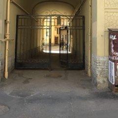 Гостиница Меблированные комнаты Ринальди у Петропавловской вид на фасад