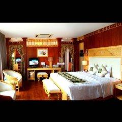 Отель Huong Giang Hotel Resort & Spa Вьетнам, Хюэ - 1 отзыв об отеле, цены и фото номеров - забронировать отель Huong Giang Hotel Resort & Spa онлайн комната для гостей фото 4