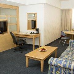 Отель Holiday Inn Mexico Coyoacan Мехико удобства в номере фото 2