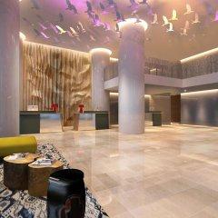 Отель Hilton Garden Inn Kuala Lumpur Jalan Tuanku Abdul Rahman South интерьер отеля фото 2