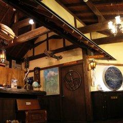 Отель Luna Observatory Auberge Mori No Atelier Минамиогуни интерьер отеля