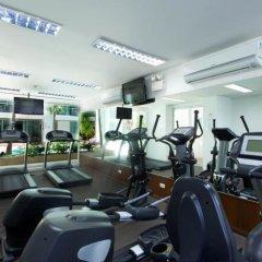 Отель Patong Beach Luxury Condo фитнесс-зал