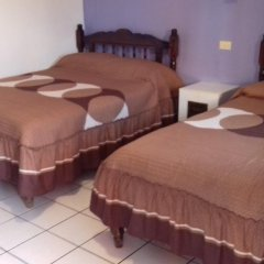 Отель Sierra Azul Мексика, Креэль - отзывы, цены и фото номеров - забронировать отель Sierra Azul онлайн комната для гостей фото 5
