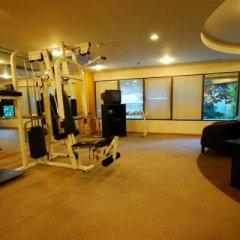 Отель Sc Sathorn Boutique Бангкок фитнесс-зал фото 2