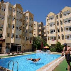 Turan Apart Турция, Мармарис - отзывы, цены и фото номеров - забронировать отель Turan Apart онлайн бассейн