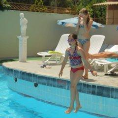 Meryem Ana Hotel Турция, Алтинкум - отзывы, цены и фото номеров - забронировать отель Meryem Ana Hotel онлайн бассейн фото 2