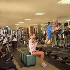 Отель New York New York фитнесс-зал