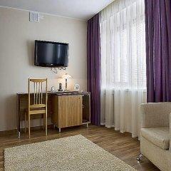 Гостиница Спутник Стандартный номер с двуспальной кроватью фото 21