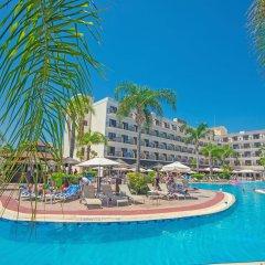 Отель Tsokkos Gardens Hotel Кипр, Протарас - 1 отзыв об отеле, цены и фото номеров - забронировать отель Tsokkos Gardens Hotel онлайн приотельная территория
