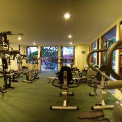 Отель Mike Garden Resort фитнесс-зал фото 2