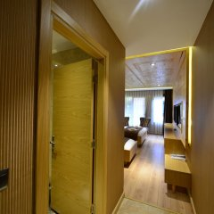 Отель Inan Kardesler Bungalow Motel спа