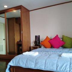 Апартаменты down town apartment near bts station Бангкок комната для гостей фото 2