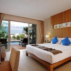 Andakira Hotel 4* Номер Делюкс с разными типами кроватей фото 3