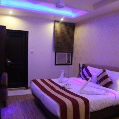 Отель Surya International Индия, Нью-Дели - отзывы, цены и фото номеров - забронировать отель Surya International онлайн комната для гостей фото 5