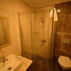 Palmiye Garden Hotel Турция, Сиде - 1 отзыв об отеле, цены и фото номеров - забронировать отель Palmiye Garden Hotel онлайн ванная