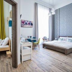 Отель Budapest Passage Будапешт комната для гостей