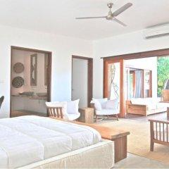 Отель Tides Reach Resort Фиджи, Остров Тавеуни - отзывы, цены и фото номеров - забронировать отель Tides Reach Resort онлайн комната для гостей фото 2
