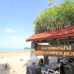 Отель Lanta Summer House пляж фото 2