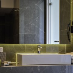 Отель 24K Athena Suites Афины ванная