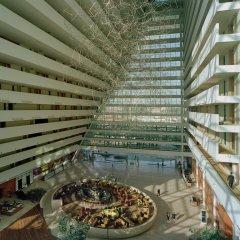 Отель Marina Bay Sands Сингапур сауна