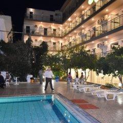 Отель Ntanelis